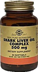 Shark-Liver-Oil=Squalene