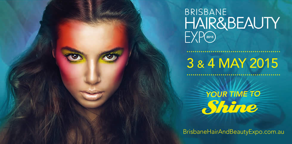brisbane hair and beauty expo 2015may 3 and 4