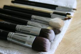 Mineral Makeup Brushes need to Cleanse
