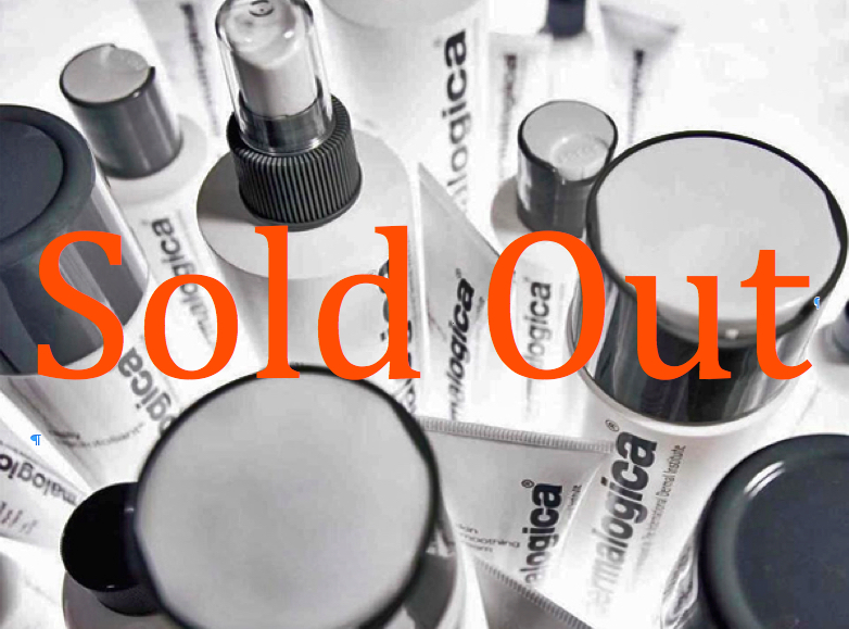 Dermalogica sold out