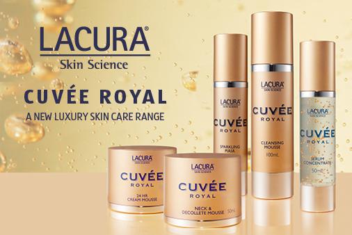ALDI Cuvee Royal skincare