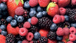 berries to stop the aging gene