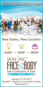 skin inc face and body midwest conference expo